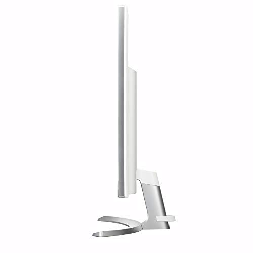 LG 27UD68-W 27-Inch 4K UHD IPS Monitor with FreeSync, Silver/White (Renewed)