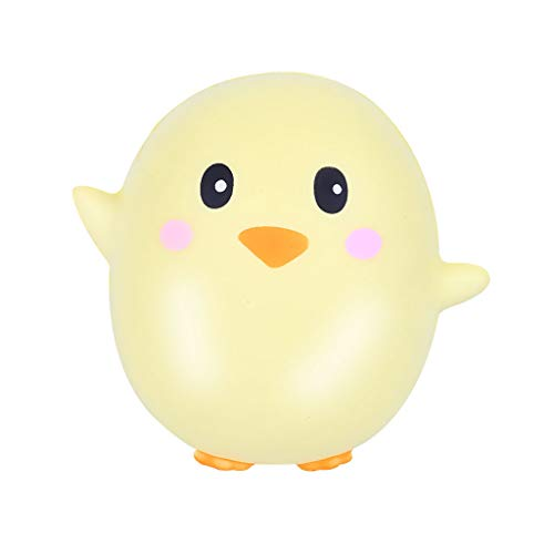 MOZATE Lovely Squishies Adorable Animals Slow Rising Cream Squeeze Scented Stress Relief Toys ()