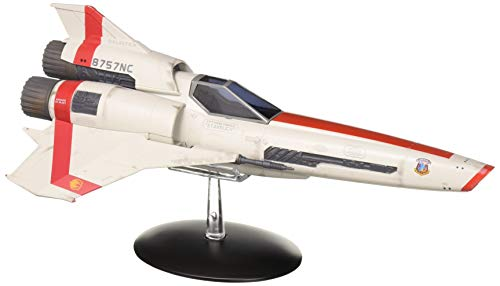 Eaglemoss Battlestar Galactica Ships Viper MK II with for sale  Delivered anywhere in USA