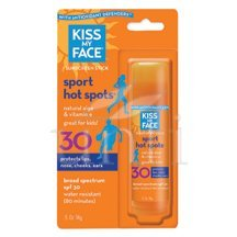 Kiss My Face Hot Spots SPF30 0.5 fl oz