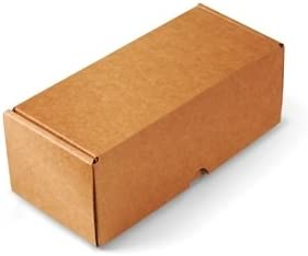 Selfpackaging Caja para envíos Alargada en microcanal Color Kraft ...