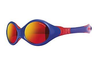 Julbo Looping 3 Sp3Cf Lunettes de soleil Bleu Rouge Taille S  Amazon ... 56e8eb337ca7