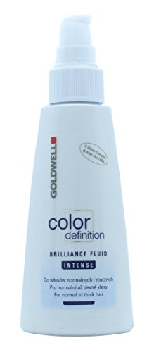(Goldwell Color Definition Brilliance Fluid Intense Leave-In Conditioner for Normal to Thick Hair 3.3 oz)