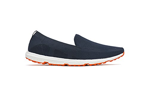 SWIMS Breeze Leapknit In Navy-Orange, Size 8 by SWIMS (Image #1)