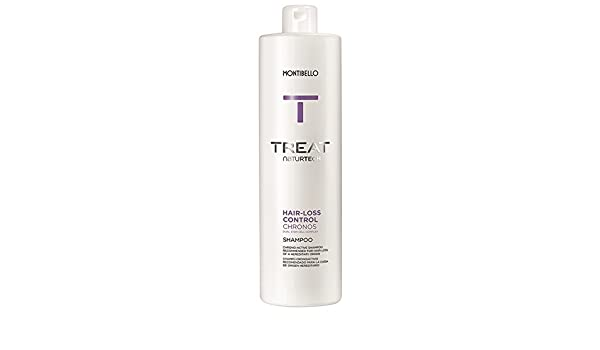 montibello HAIR LOSS CONTROL CHRONOS SHAMPOO Champú Anticaida Hereditaria 1000 ml [8429525113163]: Amazon.es: Salud y cuidado personal