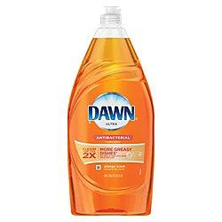 Dawn(R) Ultra Antibacterial Dish Soap, 34.2 Oz