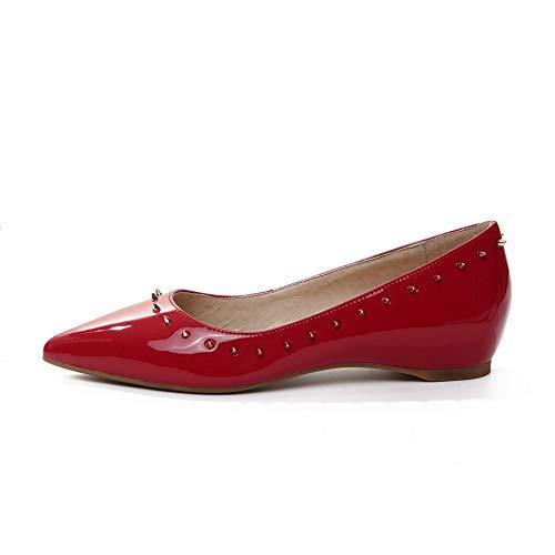 Zeppa Donna Apl10957 Sandali Red Con Balamasa nvBWz