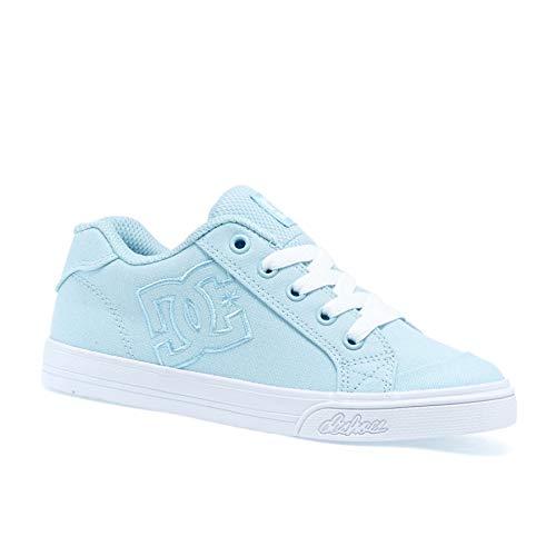DC Chelsea Tx Girls Shoes 1 D(M) US Powder - Chelsea Shoes Kids Dc
