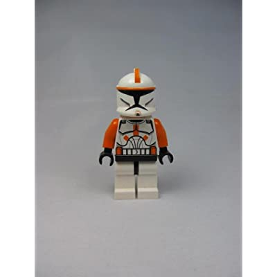 LEGO Star Wars Commander Cody Minifigure: Toys & Games