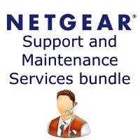 Netgear UTM5B-10000S Subscription Bundle - Extended service agreement - replacement - 1 year