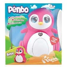 Bossa Nova Penbo Interactive Waddling Penguin With Bebe by Bossa Nova