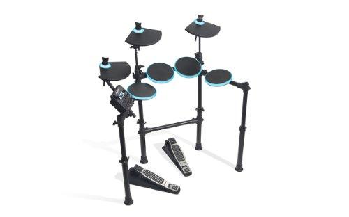 alesis dm lite kit 5 piece electronic drum set with collapsible 4 post rack buy online in uae. Black Bedroom Furniture Sets. Home Design Ideas