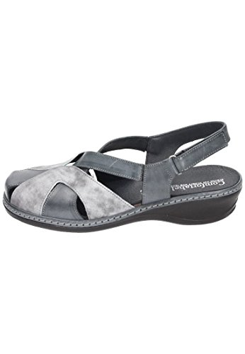Comfortabel Comfortabel Damen Sling, Scarpe col tacco donna grigio Grau Grau