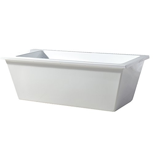 Ove Decors Houston Freestanding Bathtub 69 Inch By 31