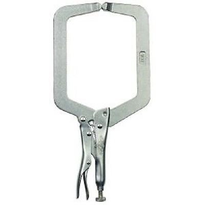 IRWIN VISE GRIP 9DR (30) 9'' Deep Locking C Clamp by Clamp