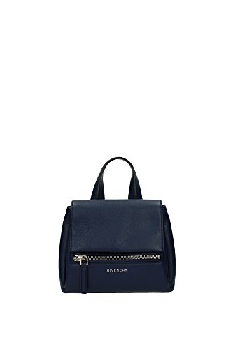 BB05213025402 Givenchy Hand Bags Women Leather Blue