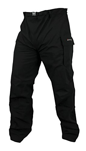 (SG33160-10-MD Storm Guide Pant, Black,)