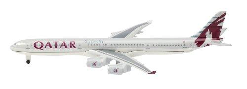 A340 600 Qatar Airways