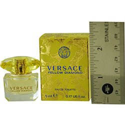 Amazon.com : Versace Bright Crystal Mini Eau De Toilette