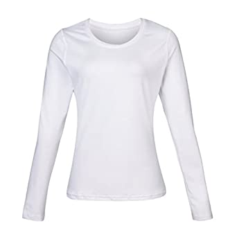 Rhino New Ladies Baselayer Long Sleeve Womens Long Sleeve Fitness Activewear