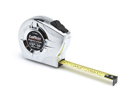 Aircraft Tool Supply Tape Measure, Decimal & Metric (Machinist Tape Measure)