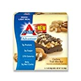 Atkins Advantage Snack Bars, Cashew Trail Mix, 5 Ea (2 Pack) Review