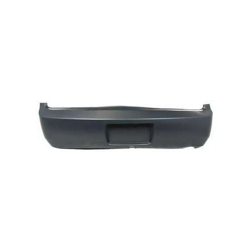 Mustang Rear Bumper Cover - Rear Bumper Cover Compatible with FORD MUSTANG 2005-2009 Primed Base Model
