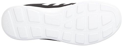 Scarpa Da Corsa Adidas Mens Cf Swift Racer Nera / Bianca / Nera