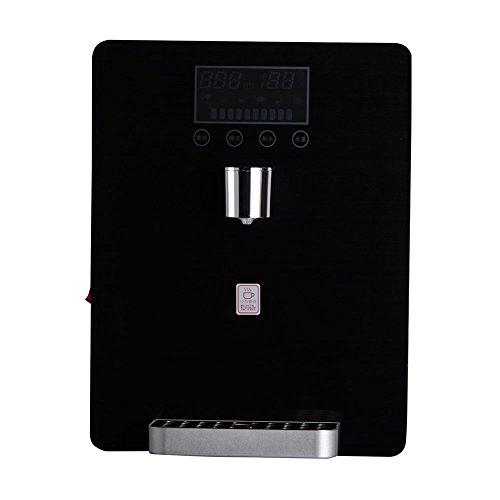 ... segundos se convierte en agua caliente (Puede ser colgado en la pared) Purificador de agua dispensador de agua GR-gxj-1001 (negro): Amazon.es: Hogar