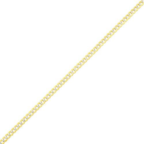 (Mr. Bling 10K Yellow Gold 3mm 18