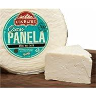 Queso Panela Los Altos (Semi Soft Whole Milk Cheese) 3 Lb