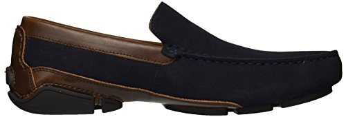 Kenneth Cole Unlisted Men's To Be Bold SY Slip-On Loafer Navy Nubuck deals cheap price buy cheap with mastercard outlet release dates cheap with credit card for sale for sale Mrxixm