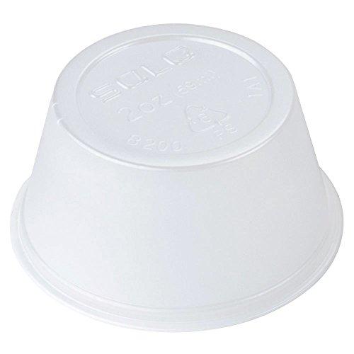 2 Ounce Plastic Souffle - 5