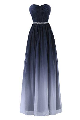 Linie 2017 Elegant Festkleider Cocktailkleider Chiffon Bride Lang A B Ballkleider Mehrfarbig Damen Abendkleider Gorgeous Wqw61Zx8B6
