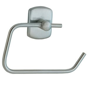 Toilet Roll Holder Finish / Type: Polished Chrome / With Lid ()