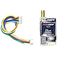 Foxeer TM25 5.8G 40CH 25mW Mini Race Band VTX FPV Transmitter for QAV250 210 Mini Quadcopter
