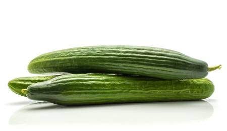 Green Dragon Cucumber Seeds, Giant Cucumbers 30 to 45 cm Long!,Great for Your Home Garden! 100+ Premium Heirloom Seeds,(Isla's Garden Seeds), 95% Germination Rate, Non GMO Organic, Highest Quality