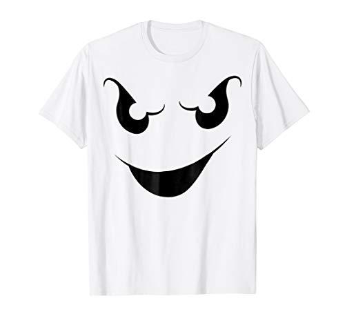 Halloween Ghost Shirt Costume (Ghost Face shirt) ()
