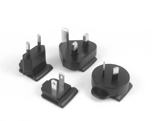 Phihong Wall Adapter Universal Clip Kit, Slide-on [USA, Europe, United Kingdom & - Uk Reseller