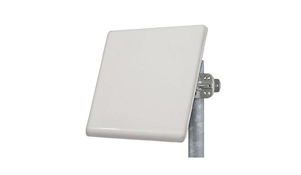 Wewoo Antena WiFi 22dBi/WiMax Panel Antennas: Amazon.es ...