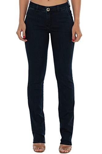 Calça Jeans Denuncia Alfaiataria Azul 36