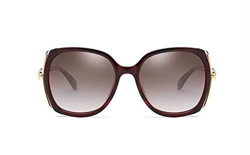 Big Mirror WJYTYJ Sol Polarizada Moda Gafas Vintage Frame De Driving Black Men's Gafas Ms Driver 2 Classic Tendencia Retro nYYqwr1gOA