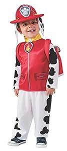 Rubies Paw Patrol Disfraz Marshall Inf Talla T t Rubie's Spain 610501-T