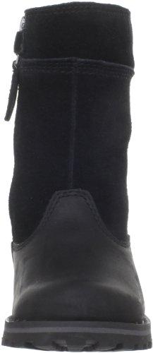 Stivale Black e Timberland per ragazze Schwarz Ek Trail Noir Girls Forestdale Asphalt Nero Ftk Tall Wp Boot bambine qTxwqgSCz
