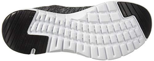 Skechers blanco Mujer 0 Flex 3 Zapatillas Negro endless Appeal Para Glamo vx1vO6nrqZ