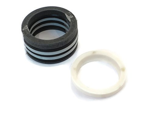 Snow Plow 1.5'' Packing Seal Kit for Boss, Meyer, Fisher, Western Cylinder Ram Hydro Actuator by Buyers