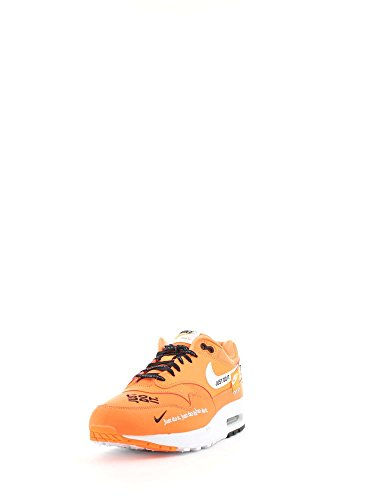 Black Donna White 001 Total Orange 1 da Multicolore Air Ginnastica W Basse NIKE Max LX Scarpe zA6ZOq