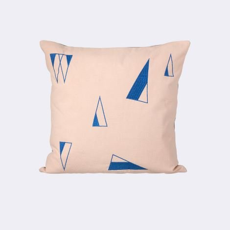Ferm Living Cone Rose 40x40cm Cushion: Amazon.es: Hogar