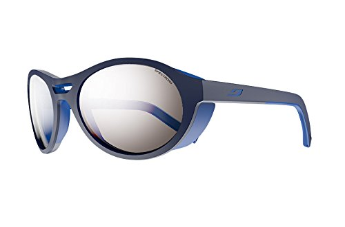 Julbo Tamang Mountaineering Glacier Sunglasses - Spectron 4 - Dark Blue/Blue
