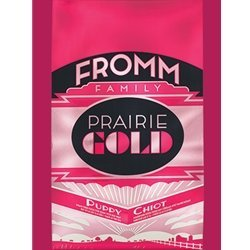 - Fromm Family Foods 727075 26 Lb Prairie Gold Puppy Dry Dog Food (1 Pack), One Size